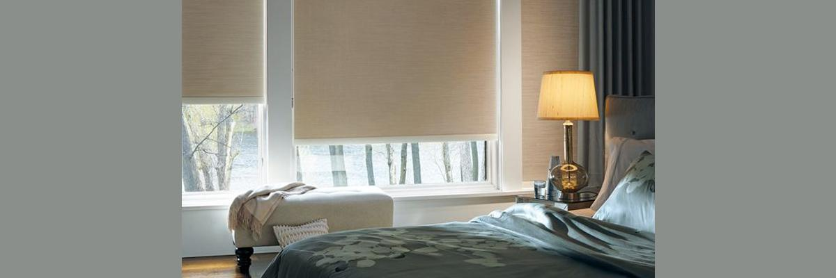 Insulating Blinds with Side Track