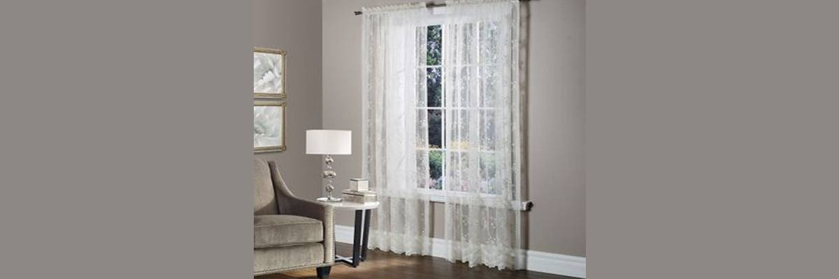 Lace Window Curtains