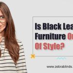 Is Black Leather Furniture Out of Style?