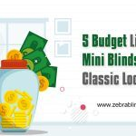 5 Budget Light Grey Mini Blinds For That Classic Look