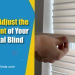 How To Adjust The Alignment Of Your Horizontal Blind Slats