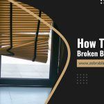 How to Fix a Broken Blind Pulley