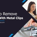How to Remove Blinds with Metal Clips