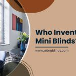 Who Invented The Mini Blinds?