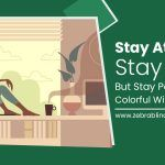 Stay At Home, Stay Safe, But Stay Positive with Colorful Window Blinds