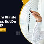 Aluminum Blinds Are Cheap, But Do They Last?