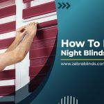 How to Fix Day Night Blinds at Home