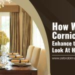 How Window Cornices Can Enhance an Antique Look at Home
