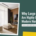 Why Large Windows Are Highly Desired in Modern Homes