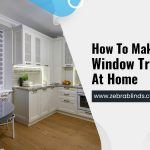 How To Make Kitchen Window Treatments At Home