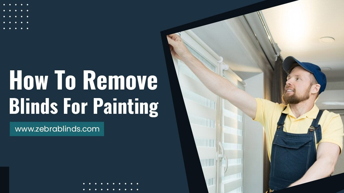 How-To-Remove-Blinds-For-Painting