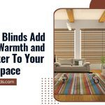 Bamboo Blinds Add Natural Warmth and Character To Your Living Space