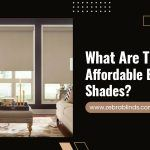 What Are The Most Affordable Blackout Shades?