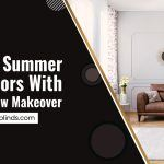 Fresh Summer Interiors With A Window Makeover