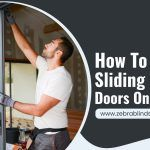 How To Install Sliding Screen Doors On A Track