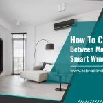 How To Choose Between Motorized and Smart Window Blinds