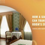 How A Simple Pelmet Can Transform Your Room's Entire Aesthetics