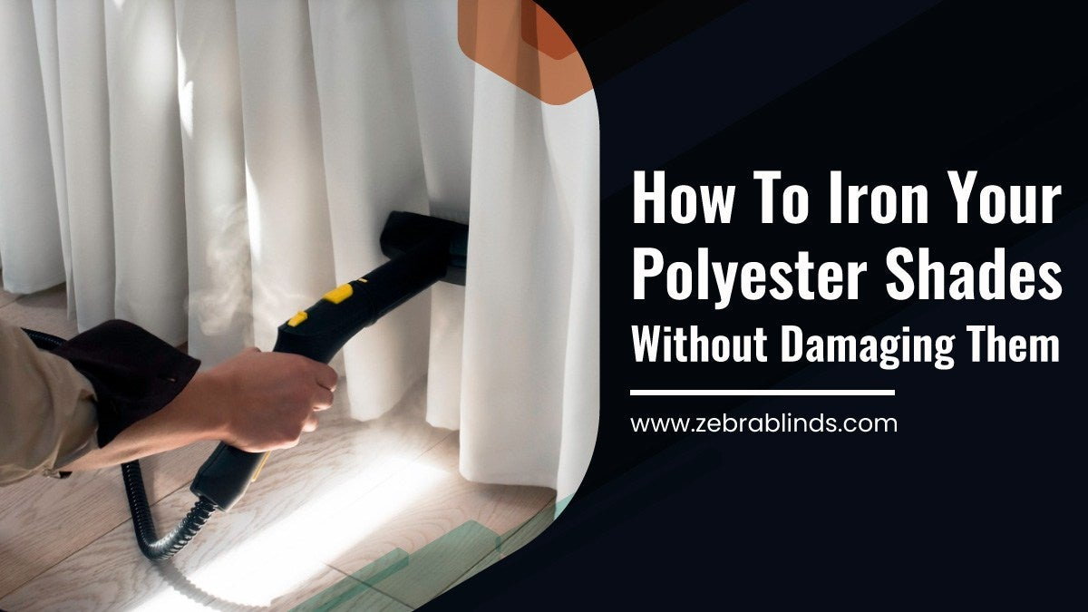How To Iron Your Polyester Shades Without Damaging Them