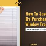 How To Save Money By Purchasing DIY Window Treatments