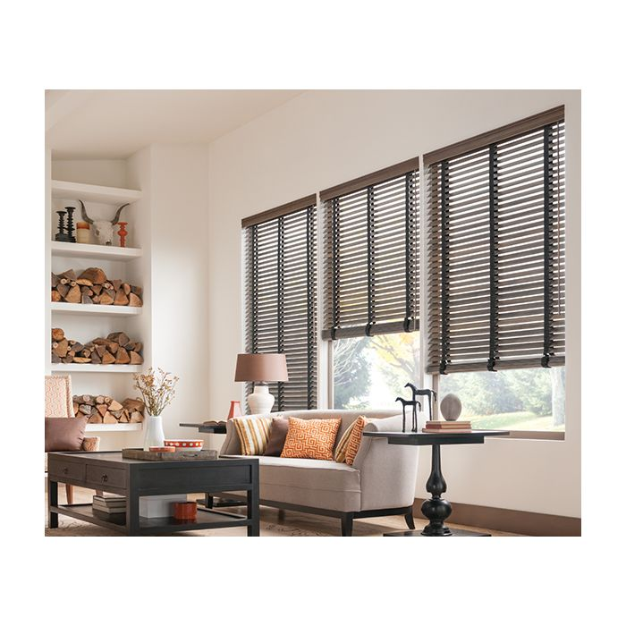 Get Great Looking Graber Traditions Wood Blinds For Your Windows