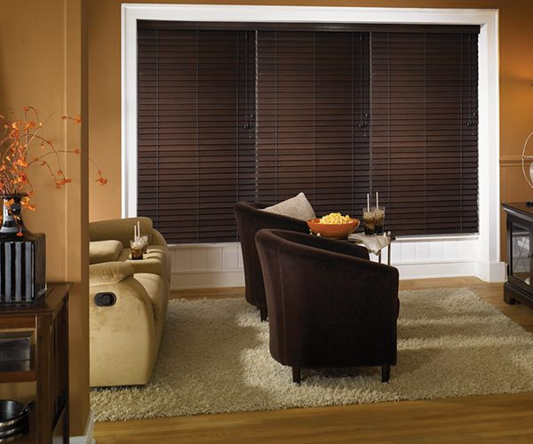 1 inch Traditions Graber Wood Blinds