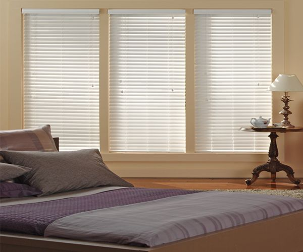 2 Inch Foundations Cordless Faux Wood Blinds