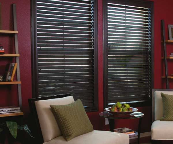 2 inch Normandy Real Wood SmartPrivacy™ Blinds