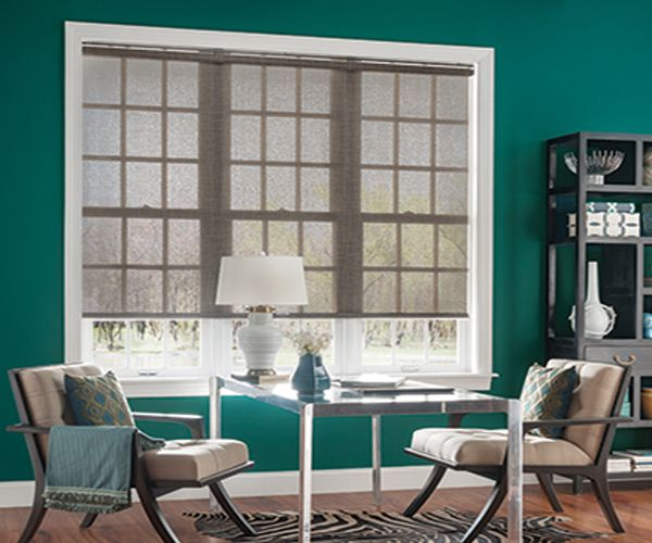 Graber Solar Shades 1% to 5%