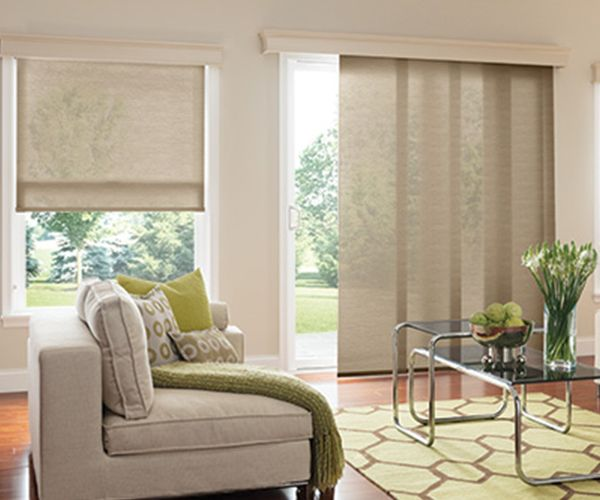 Accents Graber Sliding Panel Shades