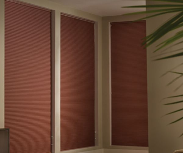 Crown Premium Blackout Motorized Cellular Shades