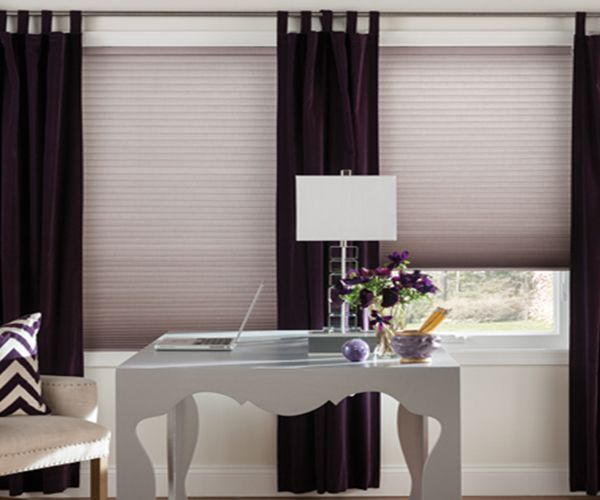 Crown Ultimate Light Filtering Cellular Shades