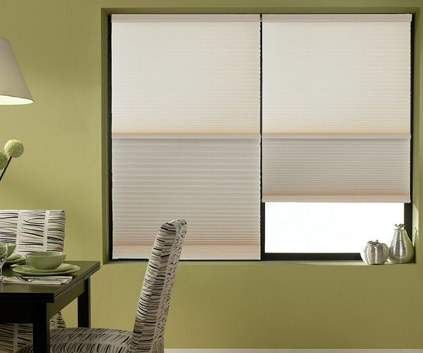 Day Night Cordless Cellular Shades Crown