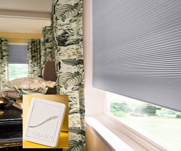 Virtual Cord Z-Wave Graber Cellular Shades