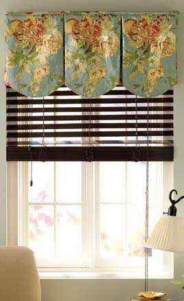 Whimsy Crown Drapery Valances
