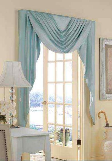 Grace Crown Drapery Valances