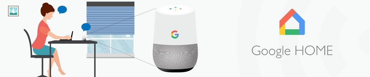 Google Home Smart Blinds & Shades